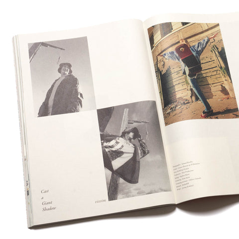 visvim Subsequence Vol.1 2019 Issue 1, Publications