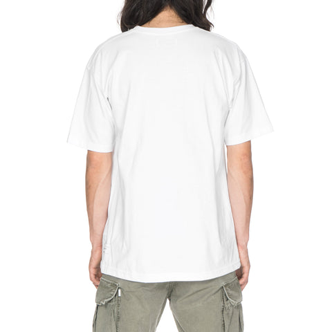 HAVEN Script Logo Jersey T-Shirt White
