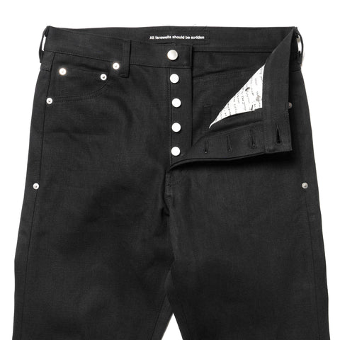 TAKAHIROMIYASHITA TheSoloist. 6 Pocket Jeans Black, Bottoms
