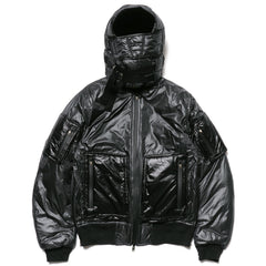TAKAHIROMIYASHITA The Soloist. Flight Jacket Type 1 Black, Jackets