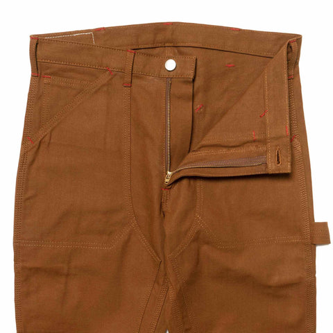 Takahiromiyashita Thesoloist. Double Knee Work Pant (A) Camel, Bottoms