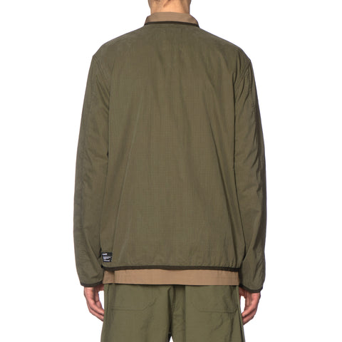 HAVEN Tactical Jacket - Cotton Nylon Ripstop Olive, Jackets