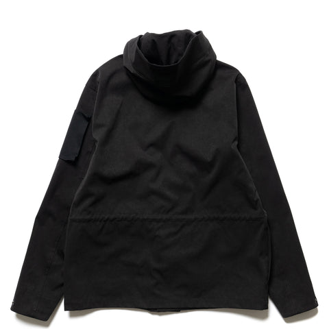 HAVEN Tactical Parka - JP Knitted Polyester Black, Outerwear