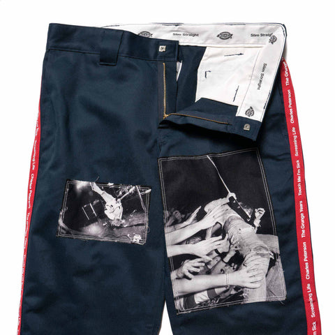 TAKAHIROMIYASHITA TheSoloist. Work Pants Navy, Bottoms
