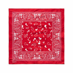 Mickey Mouse Bandana Red