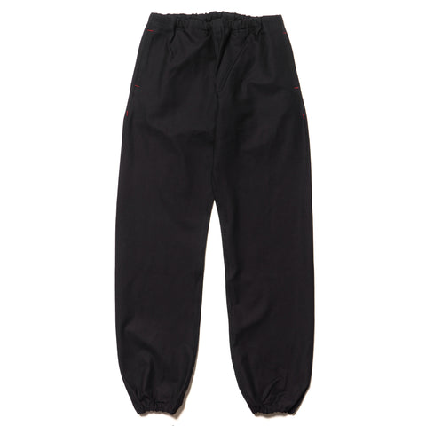 Takahiromiyashita Thesoloist. Easy Pant (A) Black, Bottoms
