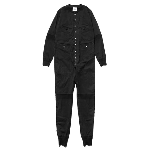 TAKAHIROMIYASHITA TheSoloist. Insideout Jumpsuit. -Long Sleeve- Black, Shirts