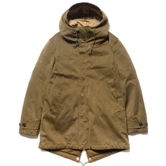 Ten c Core Down Parka Khaki, Jackets