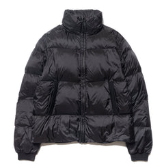 Ten c Down Filling Mid Layer Black, Jackets