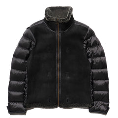 ten c Down Liner Shearling Black