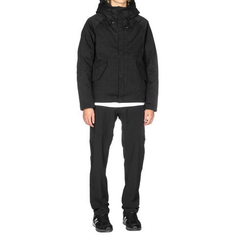 Ten c Key Down Anorak Black, Jackets