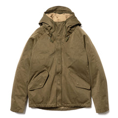 Ten c Key Down Anorak Khaki, Jackets