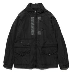 Ten c Navy II Jacket Black, Jackets