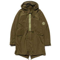 Ten c Parka Olive, Jackets