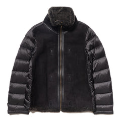 Ten c Shearling Liner Black, Jackets