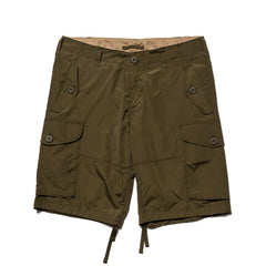 Ten c Shorts Overwoven Nylon Micro Fibre Olive, Shorts