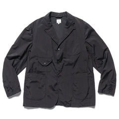 THE CONSPIRES Mil Jacket Black, Outerwear