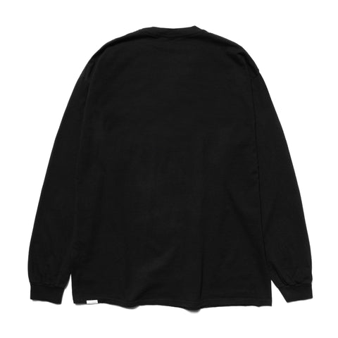 The Conveni Ginza L/S Tee Black, T-Shirts