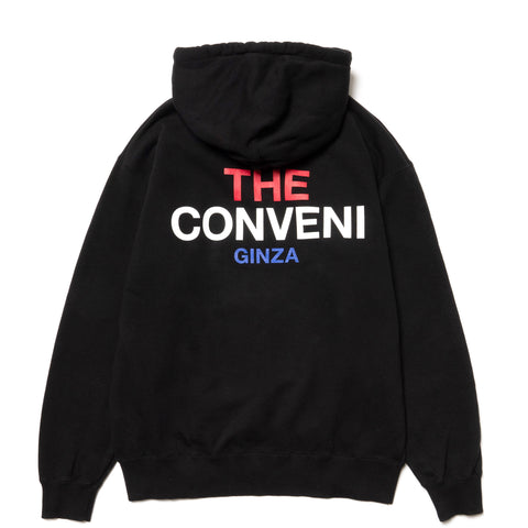 The Conveni Hoodie Black, Sweaters