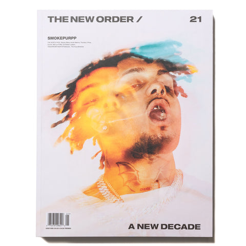 The New Order Vol.21 SMOKEPURPP -A New Decade-, Publications