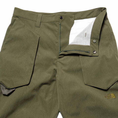 The North Face Black Series City Loop Pant Burnt Olive Green, Bottoms