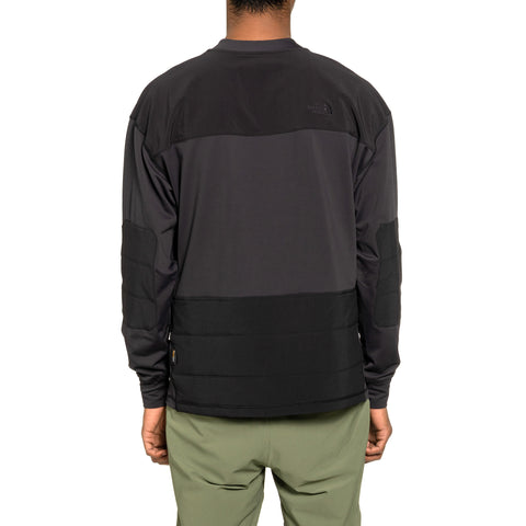 The North Face Black Series City N2 3/4 Zip Crew TNF Black, Sweaters