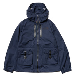 The North Face Black Series x Kazuki Kuraishi Double Cargo Hooded Jacket Urban Navy, Outerwear