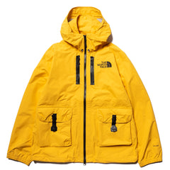 The North Face Black Series x Kazuki Kuraishi Double Cargo Hooded Jacket TNF Yellow, Outerwear