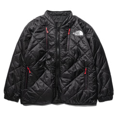 The North Face Black Series x Kazuki Kuraishi Quilt Padded Cardigan TNF Black, Outerwear
