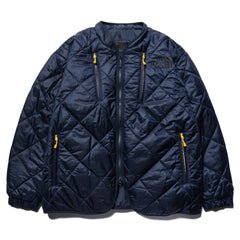 The North Face Black Series x Kazuki Kuraishi Quilt Padded Cardigan Urban Navy, Outerwear