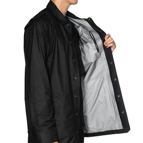 The North Face Black Series LT Gore-Tex Coach JKT TNF Black, Jackets