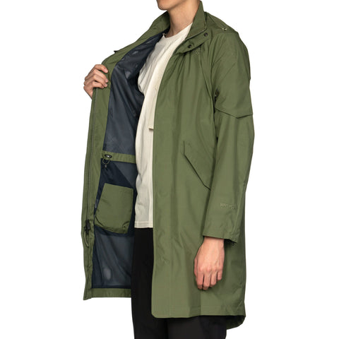 The North Face Black Series LT Gore-Tex Field Coat Four Leaf Clover, Jackets