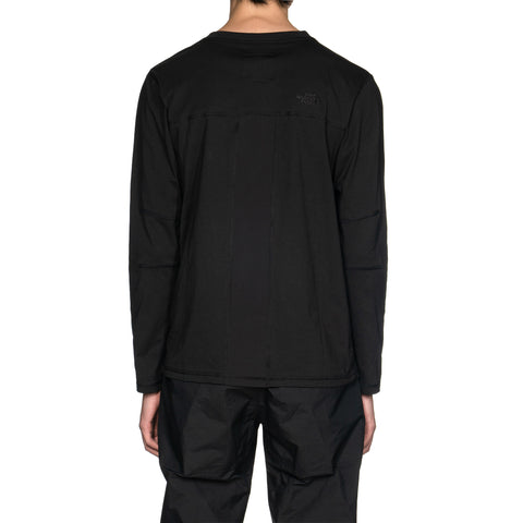 The North Face Black Series Steep Tech LS Tee TNF Black, T-Shirts