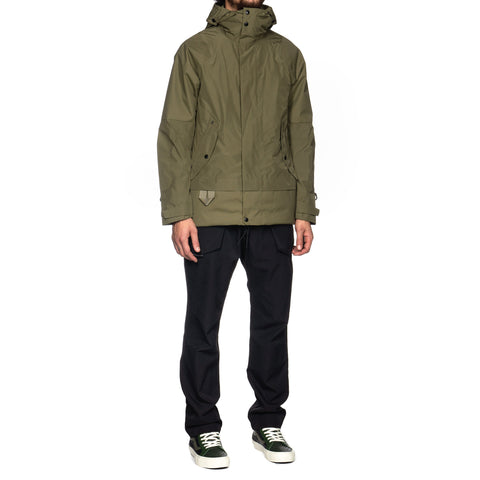 The North Face Black Series Urban Cordura DryVent Jacket Burn Olive Green, Jackets