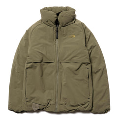 The North Face Black Series Urban Deck Padded Jacket Burnt Olive Green, Jackets