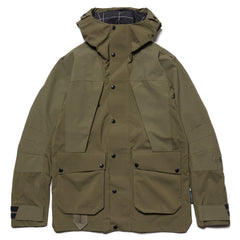 The North Face Black Series Urban Mountain Light GTX Jacket Burnt Olive Green, Jackets