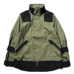 The North Face Black Series Urban R1 GTX Rain Jacket Four Leaf Clover, Outerwear