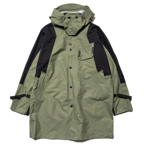 63f93227b3d7 The North Face Black Series x Kazuki Kuraishi LT Coat AP Four Leaf Clover