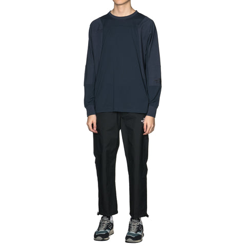 The North Face Black Series x Kazuki Kuraishi Long Sleeve Tee Navy, T-Shirts