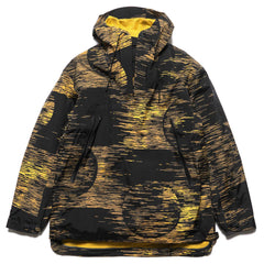 The North Face Cryos 3L New Winter Cagoule TNF Black/Solar Flare Print