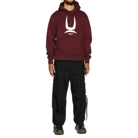 UNDERCOVER UCZ4893-6 Sweat Shirt Bordeaux, Sweaters