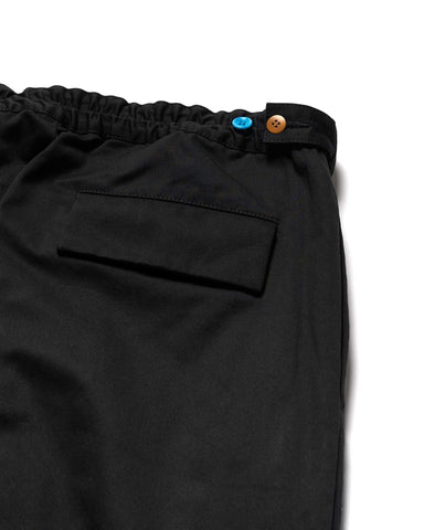 UNDERCOVER UC1A4502-4 Pants Black, Bottoms