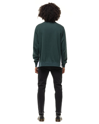 UNDERCOVER UC1A4809 Sweat Shirt Green, Sweaters