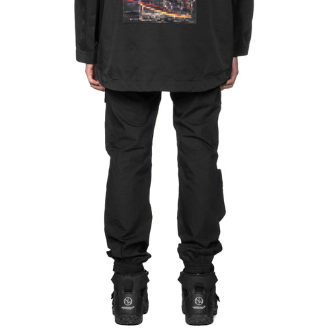 UNDERCOVER UCW4501-2 Pants Black, Bottoms