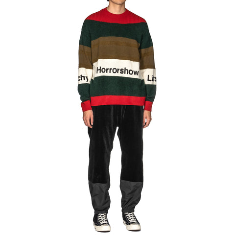 UNDERCOVER UCX4906 Sweater Brown, Sweaters