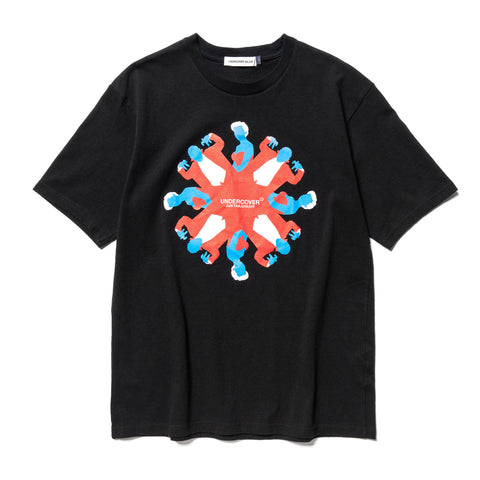 UNDERCOVER UCY3804 T-Shirt Black, T-Shirts