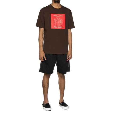 UNDERCOVER UCY3810 T-Shirt Brown, T-Shirts
