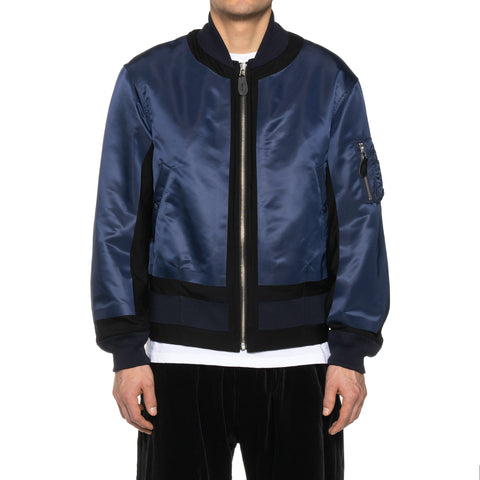 UNDERCOVER UCY4211 Jacket Navy, Outerwear