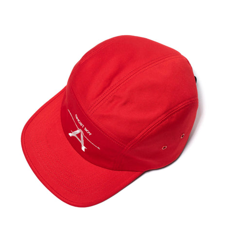 UNDERCOVER UCY4H05-2 Hat Red, Headwear