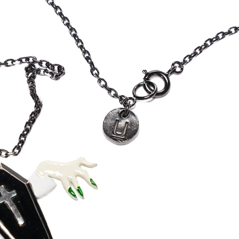 UNDERCOVER UCY4N02 Necklace Black, Accessories